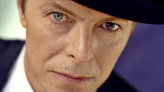 David Bowie, el actor de cine